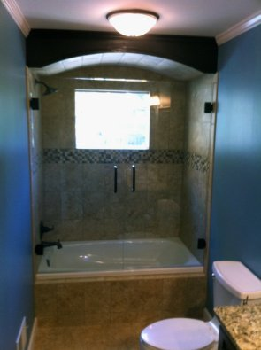 Project Green Construction - Bathroom Remodel